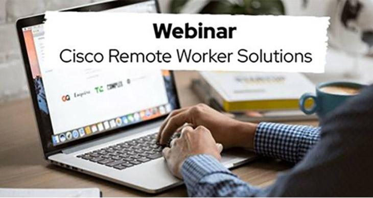 Optimiser le télétravail grâce aux solutions Cisco