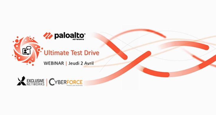 Webinaire avec notre partenaire stratégique Palo Alto Networks